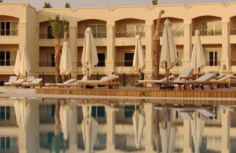 Cleopatra Luxury Resort Egypte Sharm el Sheikh Nabq Bay sfeerfoto 3