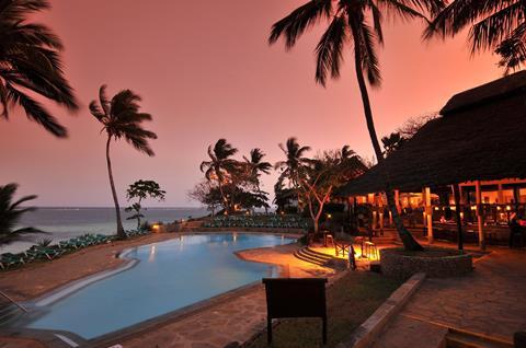 Baobab Beach Resort & Spa Kenia Kust Diani Beach sfeerfoto 2