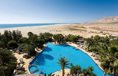 Meliá Fuerteventura Spanje Canarische Eilanden Costa Calma sfeerfoto 4