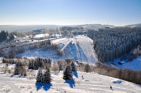 Goedkope wintersport Nordrhein Westfalen ⛷️Winterberg Resort