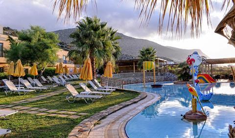 The Village Resort Griekenland Kreta Chersonissos sfeerfoto 3