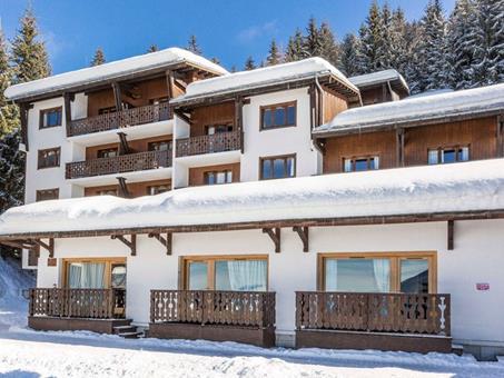 Goedkope skivakantie Franse Alpen ⛷️Résidence Odalys Le Front de Neige