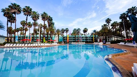 Disney\'s All Star Sports Resort