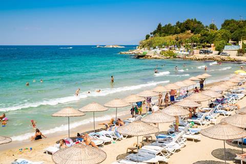 Otium Sealight Resort Turkije Noord-Egeïsche Kust Kusadasi sfeerfoto 4