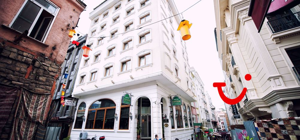 Centrum hotel istanbul turkije tui for Topkapi reizen rotterdam