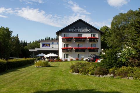 Hotel Winterberg - Le Champion