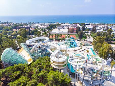 Paloma Orenda Resort Turkije Turkse Rivièra Side sfeerfoto 2