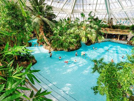 Goedkope vakantie Nedersaksen 🚗️Center Parcs Bispinger Heide