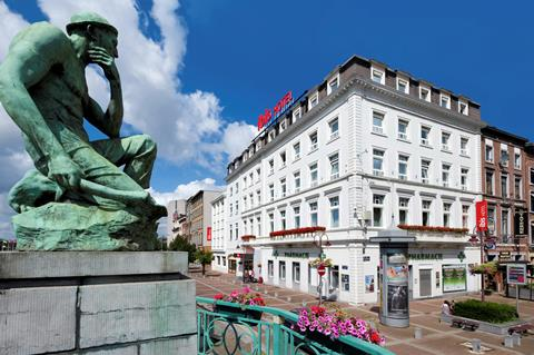 TOP DEAL vakantie Henegouwen 🚗️Ibis Charleroi Centre