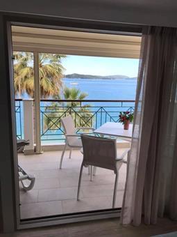 Palm Trees Hotel Griekenland Lefkas Nidri sfeerfoto 4