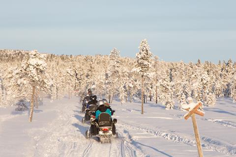 8-daagse rondreis Winter week in Yllasrinne