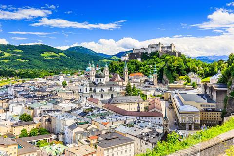 7-daagse fietsreis Innsbruck - Salzburg