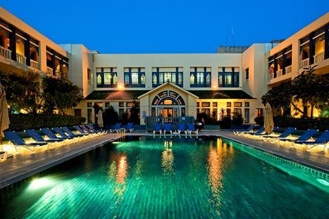 Residence Diar Lemdina Tunesië Golf van Hammamet Hammamet sfeerfoto 2
