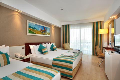 Sunis Evren Beach Resort & Spa Turkije Turkse Rivièra Side sfeerfoto 1