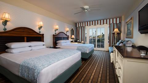 Disney's Beach Club Resort beoordelingen