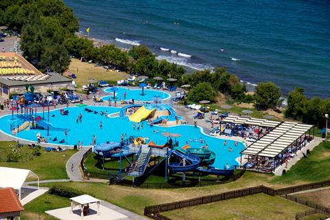 Marine Aquapark Resort****  in Tigaki