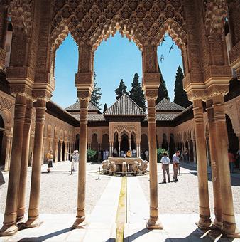 8-daagse rondreis Viva Andalucia 3*