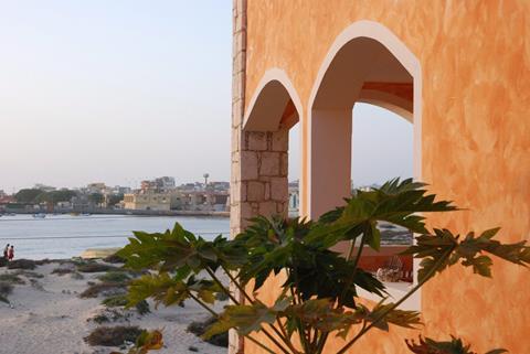 Ca Nicola Kaapverdië Boa Vista Sal Rei sfeerfoto 2