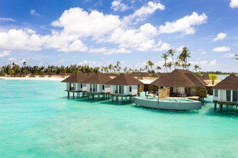 Geweldige zonvakantie Malediven 🏝️TUI BLUE Olhuveli