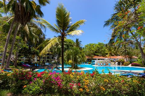 Diani Sea Resort Kenia Kust Diani Beach sfeerfoto 2