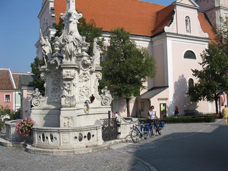 Sfeerimpressie 7/8-daagse fietsreis Wenen-Budapest