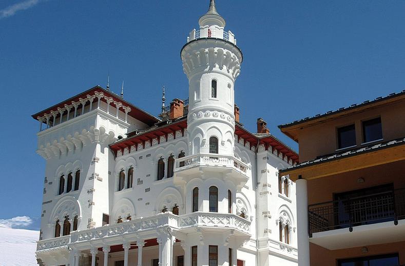 Appartementen Le Chateau des Magnans