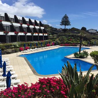 Caloura Resort Portugal Azoren Caloura sfeerfoto 1