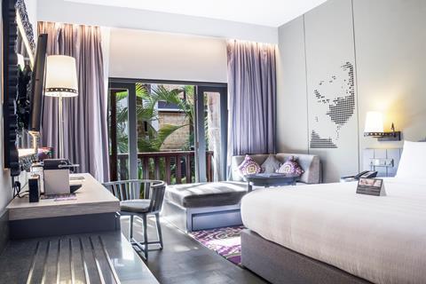 Hard Rock Hotel Bali Indonesië Bali Kuta sfeerfoto 1