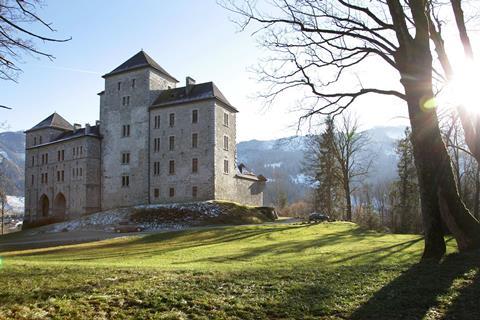 Schloss Fischhorn Salzburgerland
