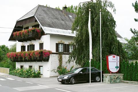 Landhotel Rosentalerhof Karinthië