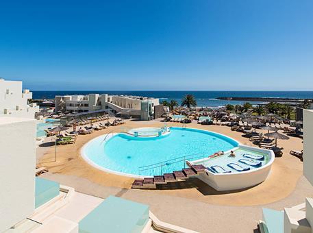 HD Beach Resort & Spa Spanje Canarische Eilanden Costa Teguise  sfeerfoto groot