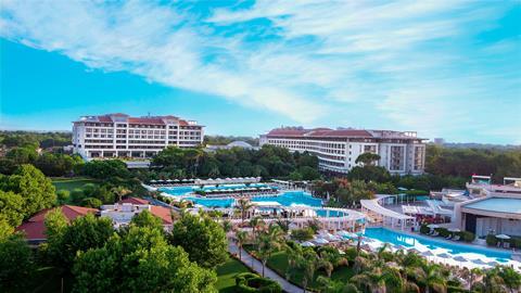 Ela Quality Resort Belek Turkije Turkse Rivièra Belek sfeerfoto 4