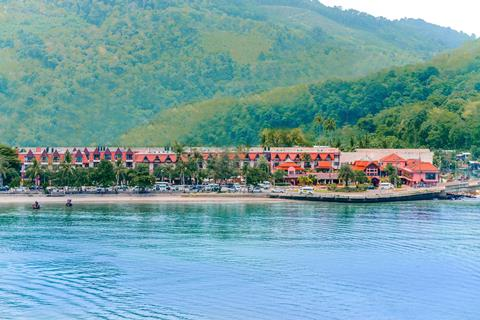 Seaview Patong Thailand Phuket Patong Beach sfeerfoto 4