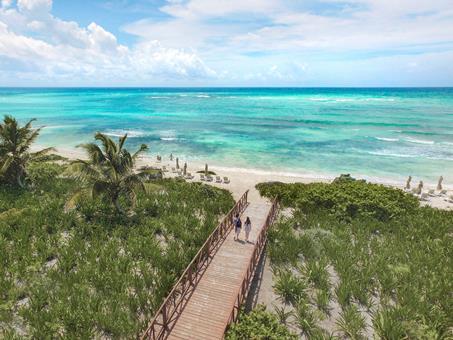 UNICO 20°N 87°W Riviera Maya Mexico Yucatan Rivièra Maya sfeerfoto 1