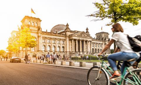 6-daagse fietsreis Berlijnse Muur