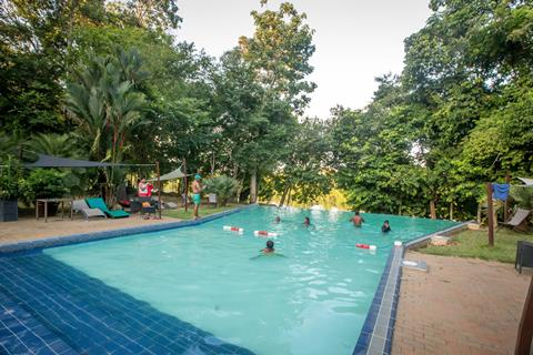 Bergendal Eco & Cultural River Resort&