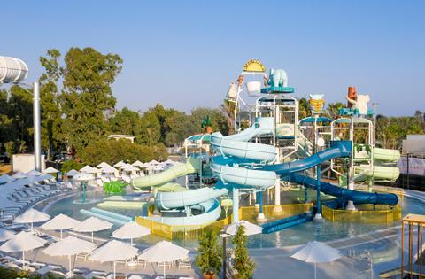 Paloma Orenda Resort Turkije Turkse Rivièra Side sfeerfoto 4