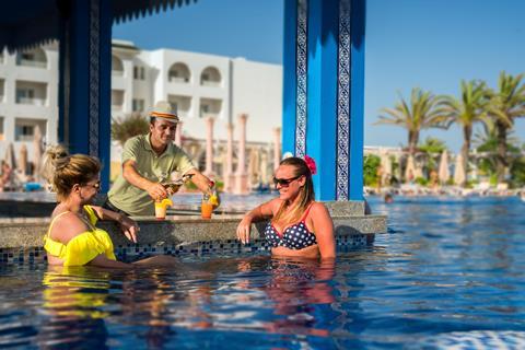 Occidental Marco Polo Tunesië Golf van Hammamet Hammamet sfeerfoto 2