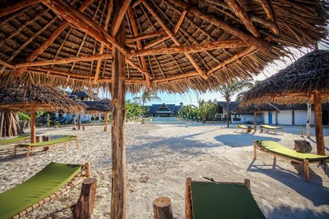 Fun Beach Zanzibar Tanzania Zanzibar Paje sfeerfoto 3