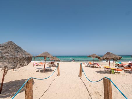 Riadh Palms Tunesië Golf van Hammamet Sousse sfeerfoto 1