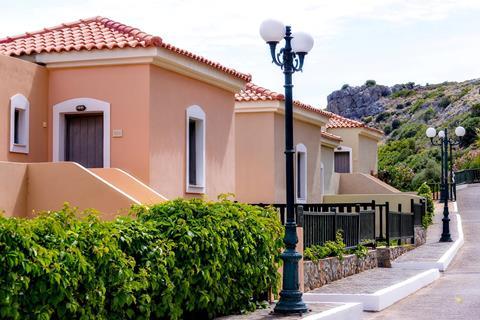 The Village Resort Griekenland Kreta Chersonissos sfeerfoto 1
