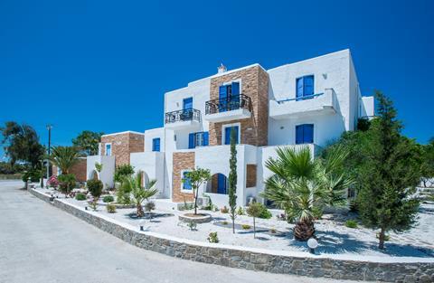 Naxos Holidays Griekenland Cycladen Naxos-stad sfeerfoto 4