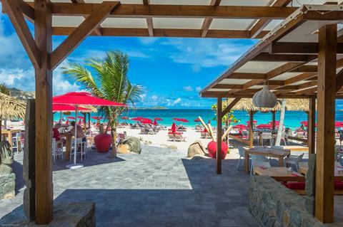 La Plantation St. Maarten Frans St. Maarten Orient Bay sfeerfoto 1