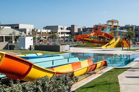 Euphoria Resort Griekenland Kreta Kolimbari sfeerfoto 4