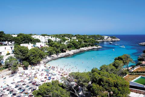 TUI BLUE Rocador Spanje Balearen Cala d'Or sfeerfoto 2