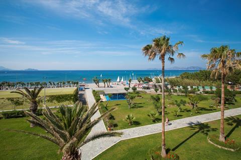 Atlantica Beach Resort Kos Griekenland Kos Kardamena sfeerfoto 4