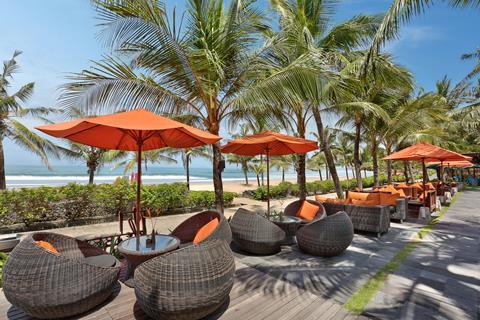 Legian Beach Indonesië Bali Legian sfeerfoto 1