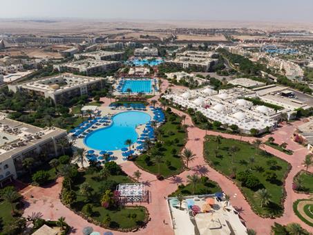 Desert Rose Egypte Hurghada Hurghada-stad sfeerfoto 2