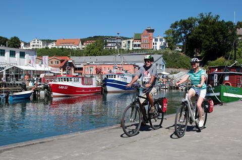 8-daagse fietsreis 3 eilanden