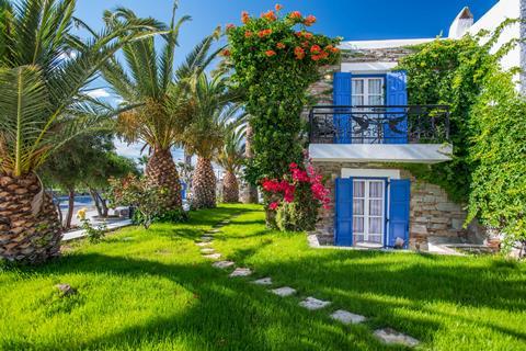 Naxos Holidays Griekenland Cycladen Naxos-stad sfeerfoto 1